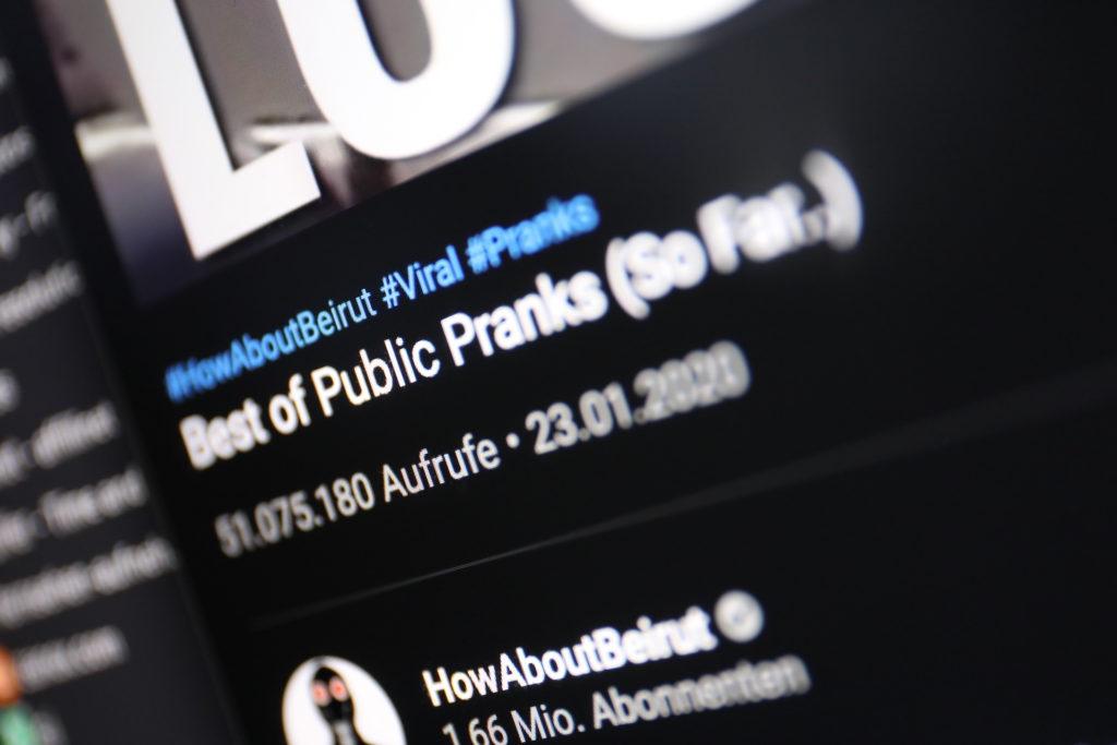 Prank-Videos sind äußerst populär; Rechte: WDR/Schieb