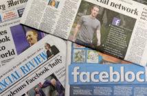 Australische Zeitungen; Rechte: picture-alliance/dpa/AP/Rick Rycroft