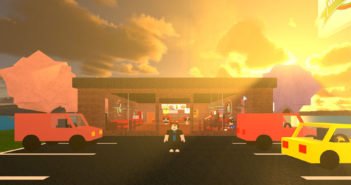 """Eine Szene aus einem """"Roblux""""-Spiel. Bild: Screenshot/Roblox"""