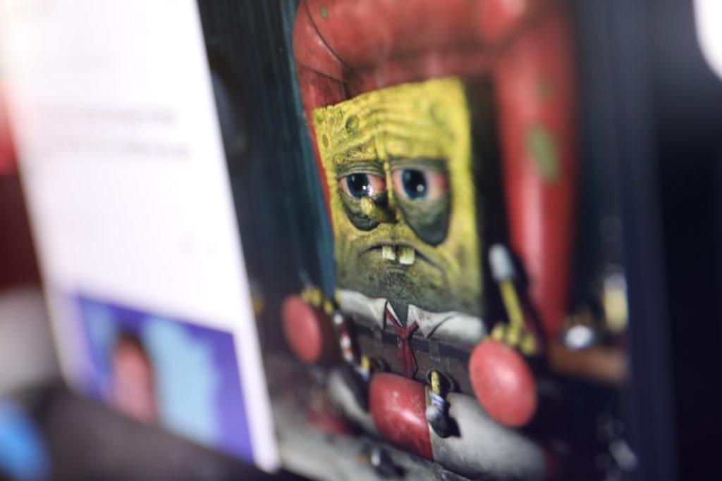 Der Käufer investiert in zahlreiche digitale Kunstwerke; Rechte. WDR/Schieb