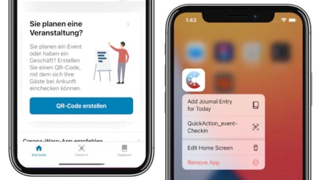 Corona Warn App wird erweitert; Rechte: WDR/Schieb