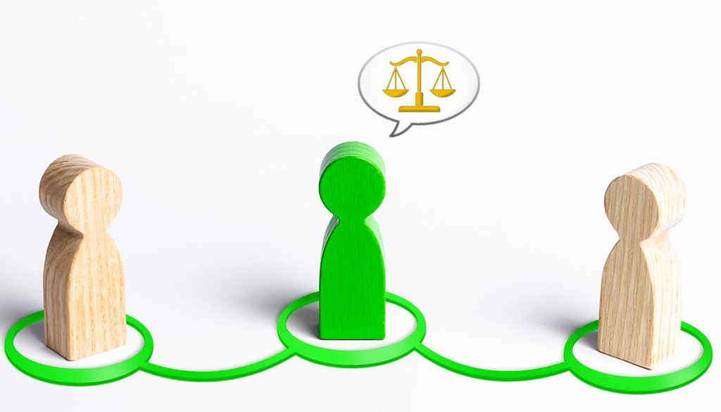 In der Demokratie sind immer Kompromisse gefragt; Rechte: WDR/Schieb
