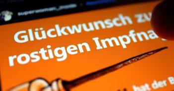 Desinformation auf Facebook und Intagram; Rechte: WDR/Schieb
