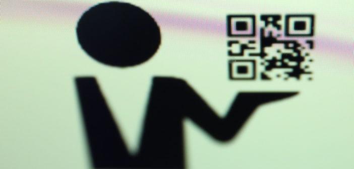 QR Codes in Restaurants; Rechte: WDR/Schieb