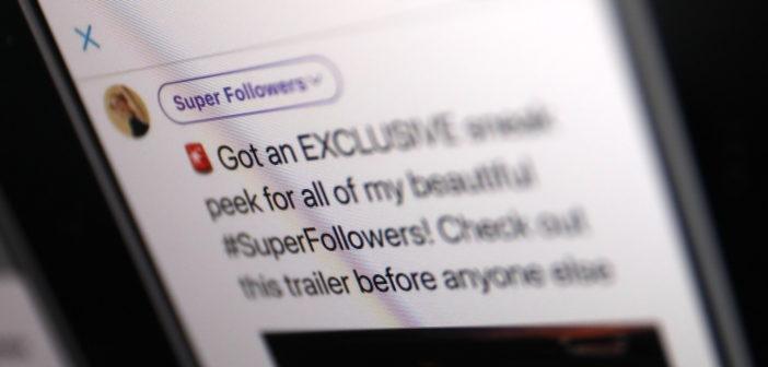 Twitter führt Super Follows ein: Rechte: WDR/Schieb