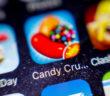 Auf einem Handy-Display sind die Icons mehrerer Spiele-Apps zu sehen. Bild: dpa/xim.gs