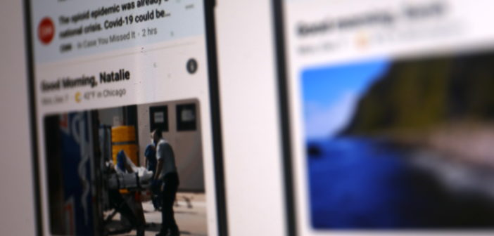 Facebook News kommt auch nach Deutschland; Rechte: WDR/Schieb