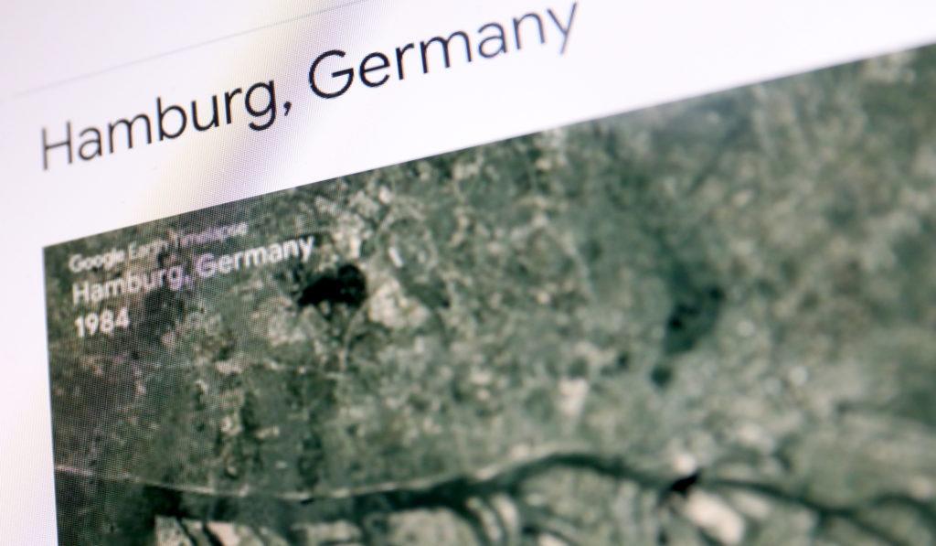 Vorbereitete Time-Laps-Videos für 800 Orte; Rechte: WDR/Schieb