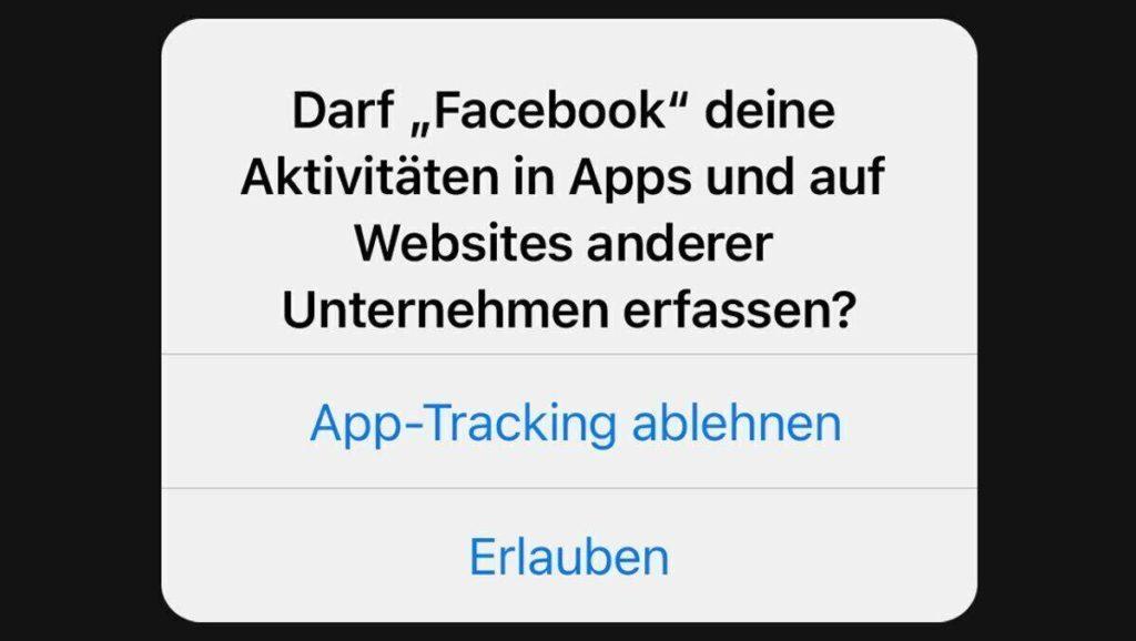 Solche Meldungen werden Apple-User künftig häufiger sehen; Rechte: WDR/Schieb