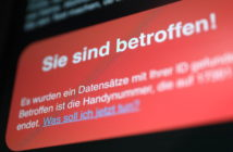 Schnelltest: Betroffen oder nicht vom Daten-Leak? Rechte: WDR/Schieb