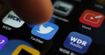 Twitter gibt es seit 15 Jahten; Rechte: WDR/Schieb