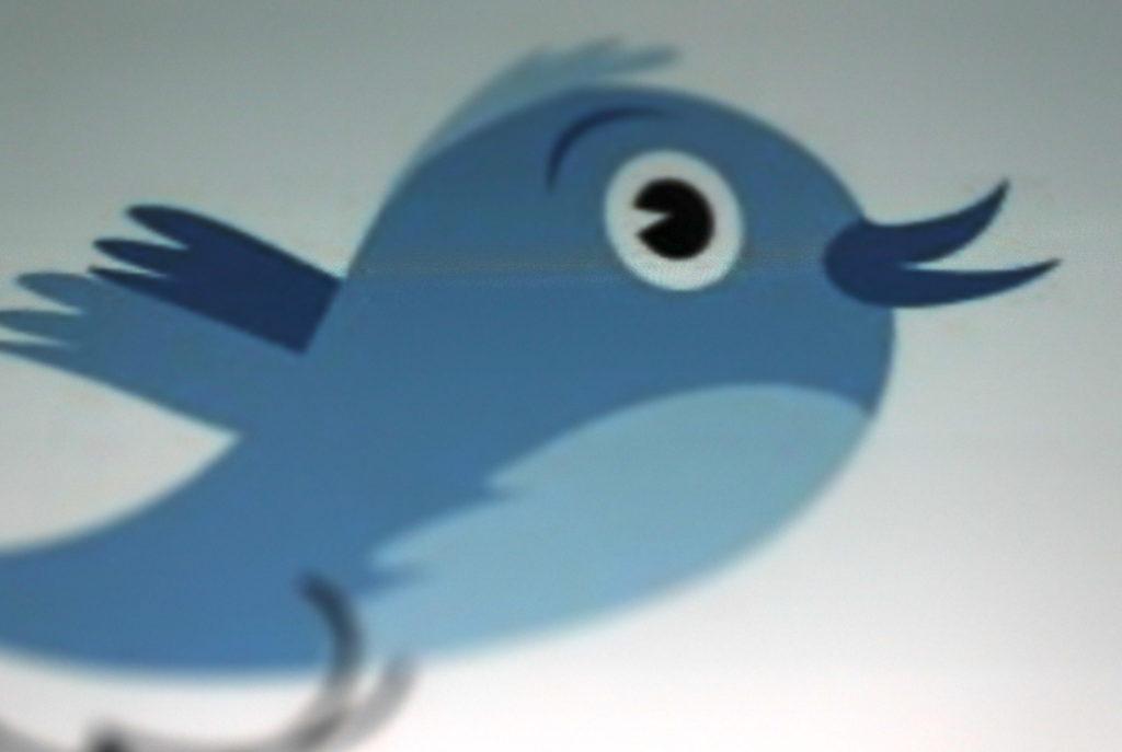 Zwitschern - wie ein Vogel, das ist das Motto bei Twitter; Rechte: WDR/Schieb