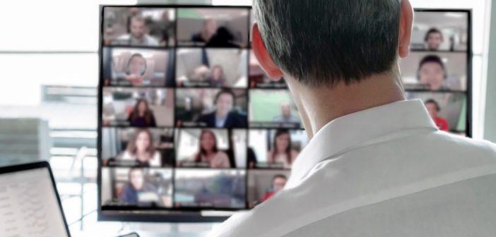 Ein Problem bei Videokonferenzen: Den richtigen Bildausschnitt finden und ugenkontakt halten; Rechte: WDR/Schieb
