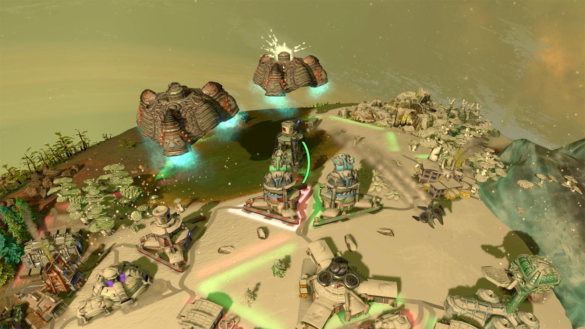 "Eine Szene aus dem Computerspiel ""Imagine Earth"". Bild: Imagine Earth/ Serious Brothers"