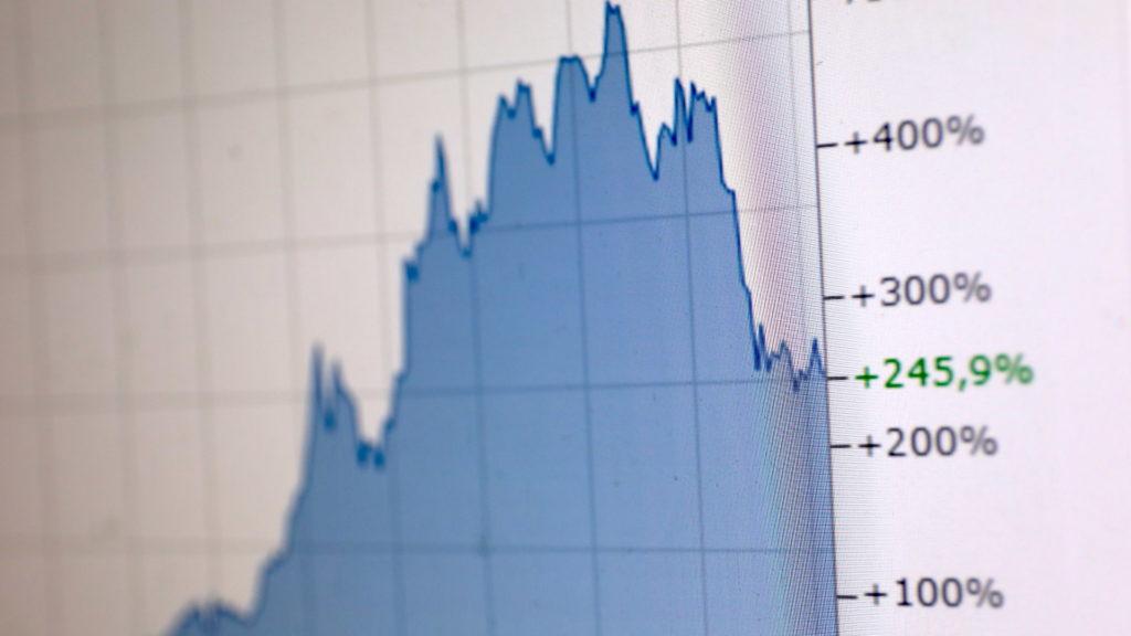 Der Bitcoin unterliegt enormen Kursschwankungen; Rechte: WDR/Schieb