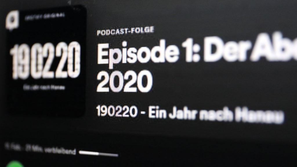 """Podcast """"Ein Jahr danach"""" hat einen GOA bekommen; Rechte: WDR/Schieb"""