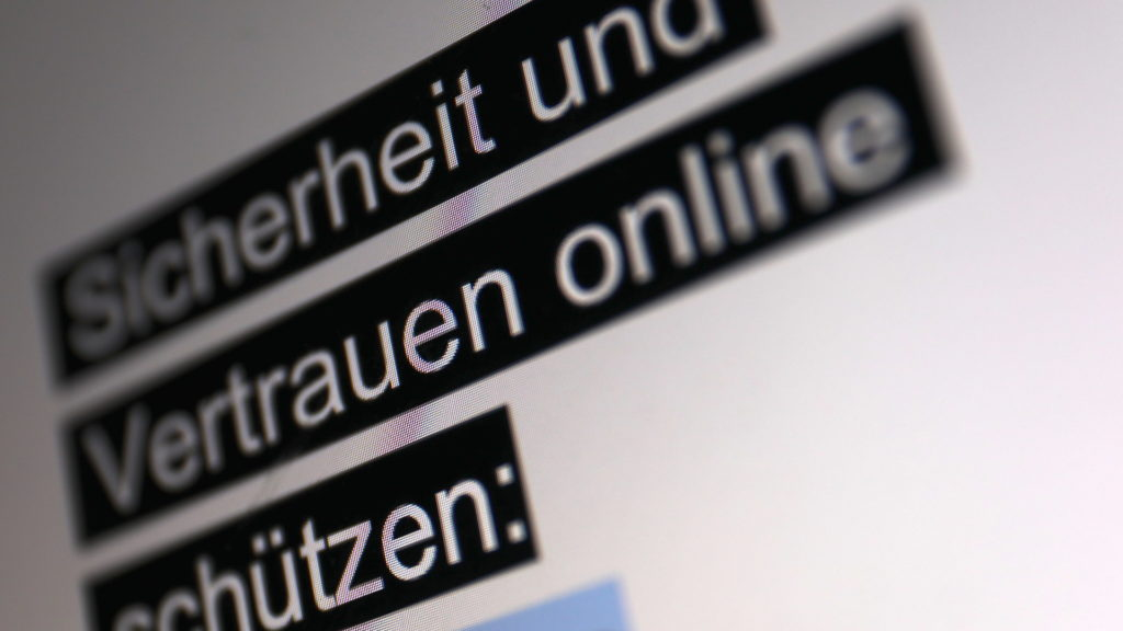 Offener Brief von CCC, Google, Facebook und anderen; Rechte: WDR/Schieb