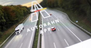 Die neue Autobahn-App bietet kaum sinnvolle Funktionen; Rechte: WDR/Schieb