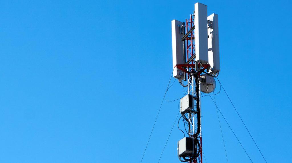 Schwaches Glied in der Kette: Ohne Mobilfunktürme keine mobile Kommunikation; Rechte: WDR/Schieb