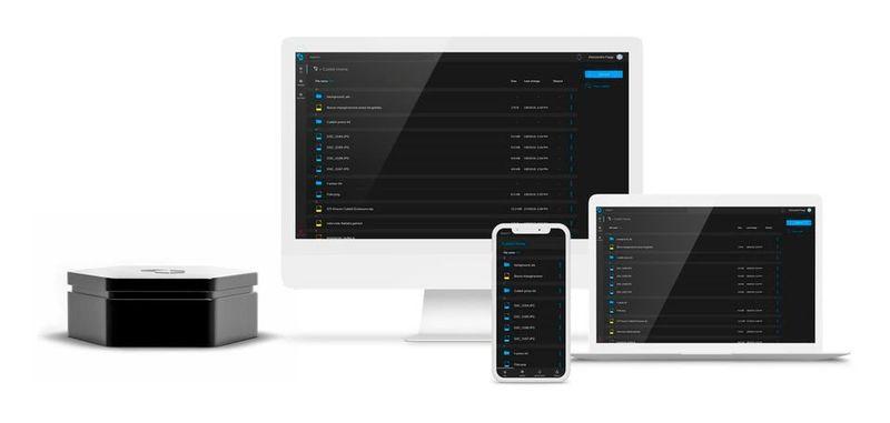 Mit allen Geräten auf die Private Cloud zugreifen; Rechte: WDR/Schieb