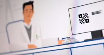 Ärzte stellen künftig digitale Rezepte aus; Rechte: WDR/Schieb