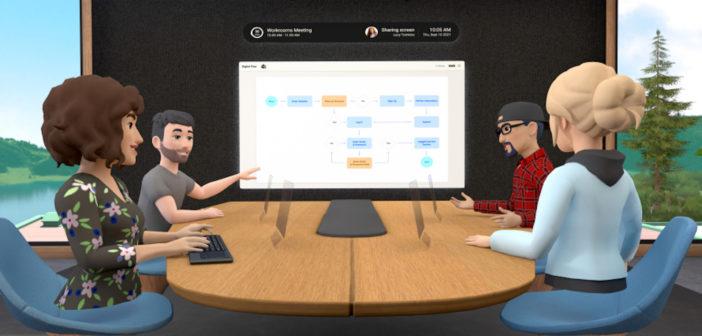 Meeting im Virtuelleen Raum: Avatare statt echte Kollegen; Rechte: WDR/Schieb