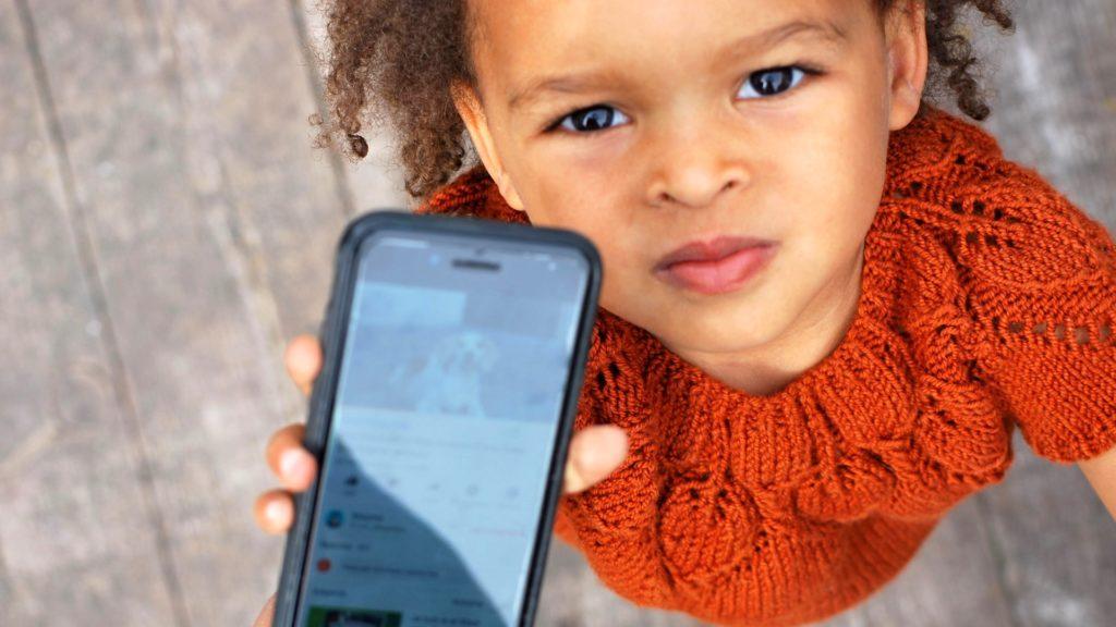 Schon die ganz Kleinen nutzen Youtube; Rechte: WDR/Schieb