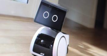 Astro: Eine Alexa auf Rädern, die sich frei in der Wohnung bewegt; Rechte: WDR/Schieb