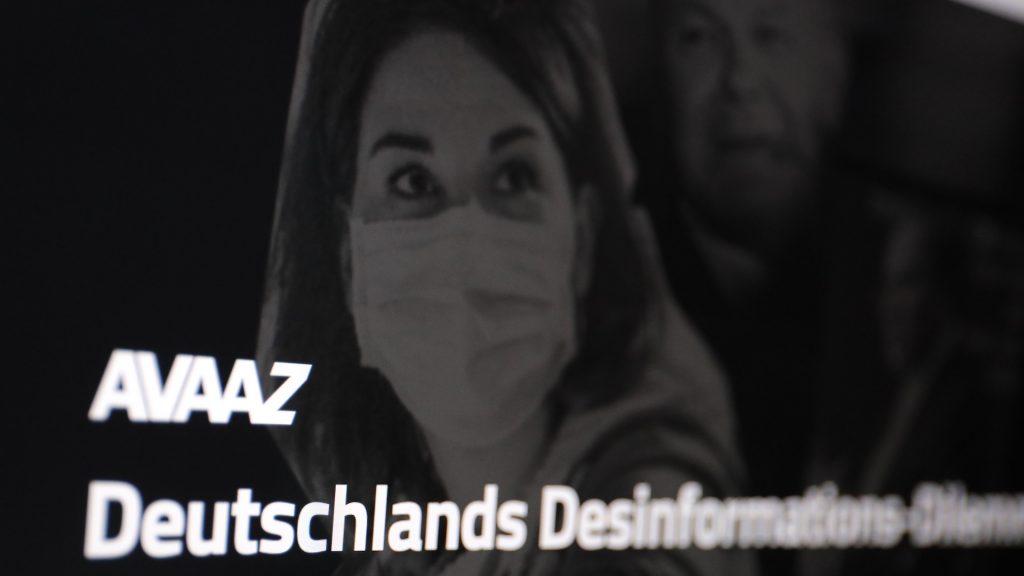 Das Netzwerk Avaaz hat Desinformationskampagnen in Deutschland untersucht; Rechte. WDR/Schieb