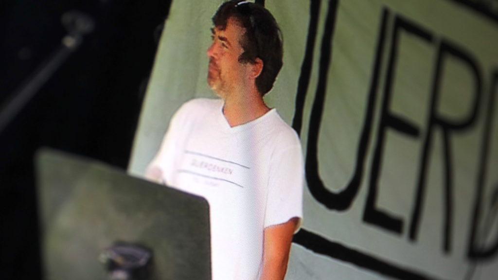 Auch Querdenker-Gründer Michael Ballweg von der Sperrung betroffen; Rechte: WDR/Schieb