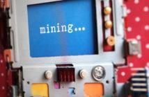 Bei der Herstellung von Bitcoins (Minig) fällt eine Menge E-Schrott an; Rechte: WDR/Schieb
