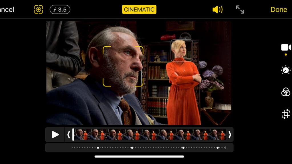 Nutzer können die Tiefenschärfe in Videos auch nachträglich ändern, Rechte: WDR/Schieb
