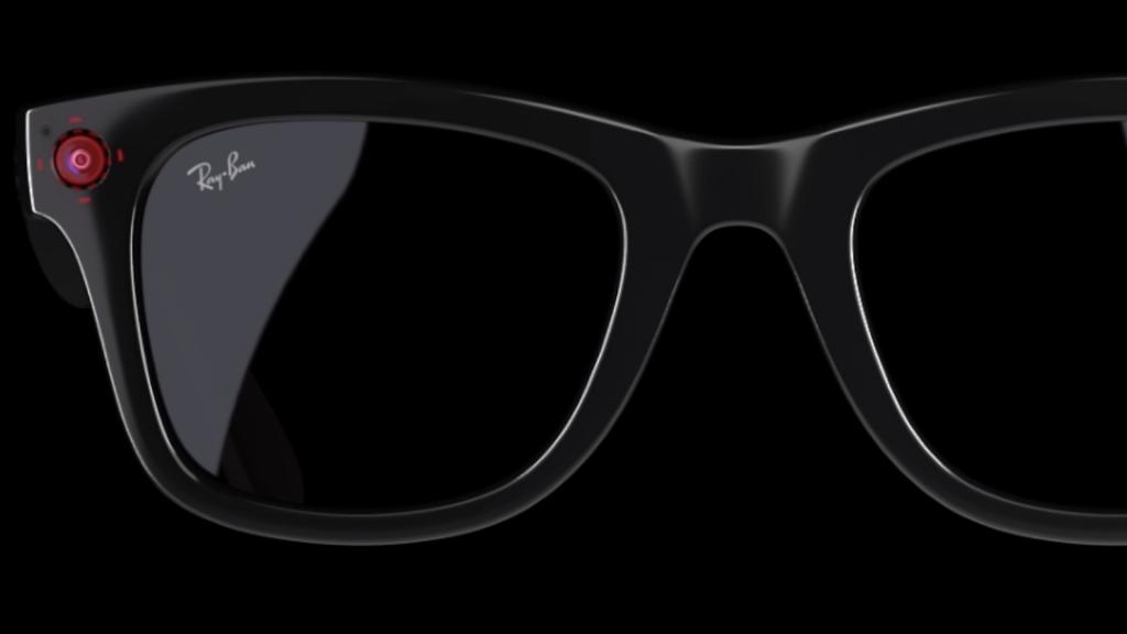 Zwei Kameras sind im Bügel der Brille verbaut; Rechte: WDR/Schieb