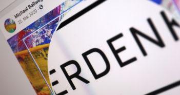 Facebook hat 150 Konten der Querdenken-Bewegung gesperrt; Rechte: WDR/Schieb