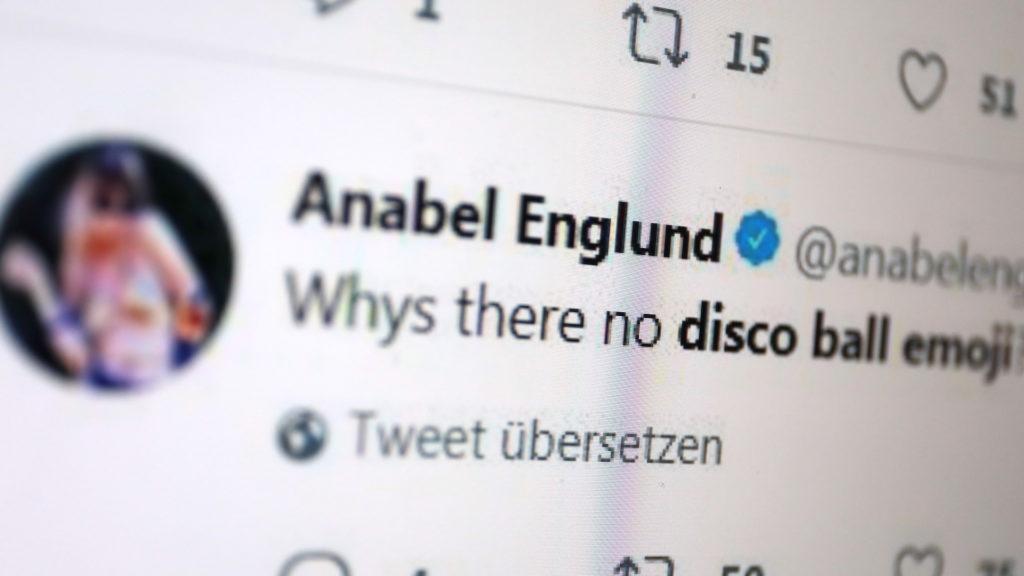 Beweismittel aus dem Antrag: User fragen nach einem Disco Ball Emoji; Rechte: WDR/Schieb
