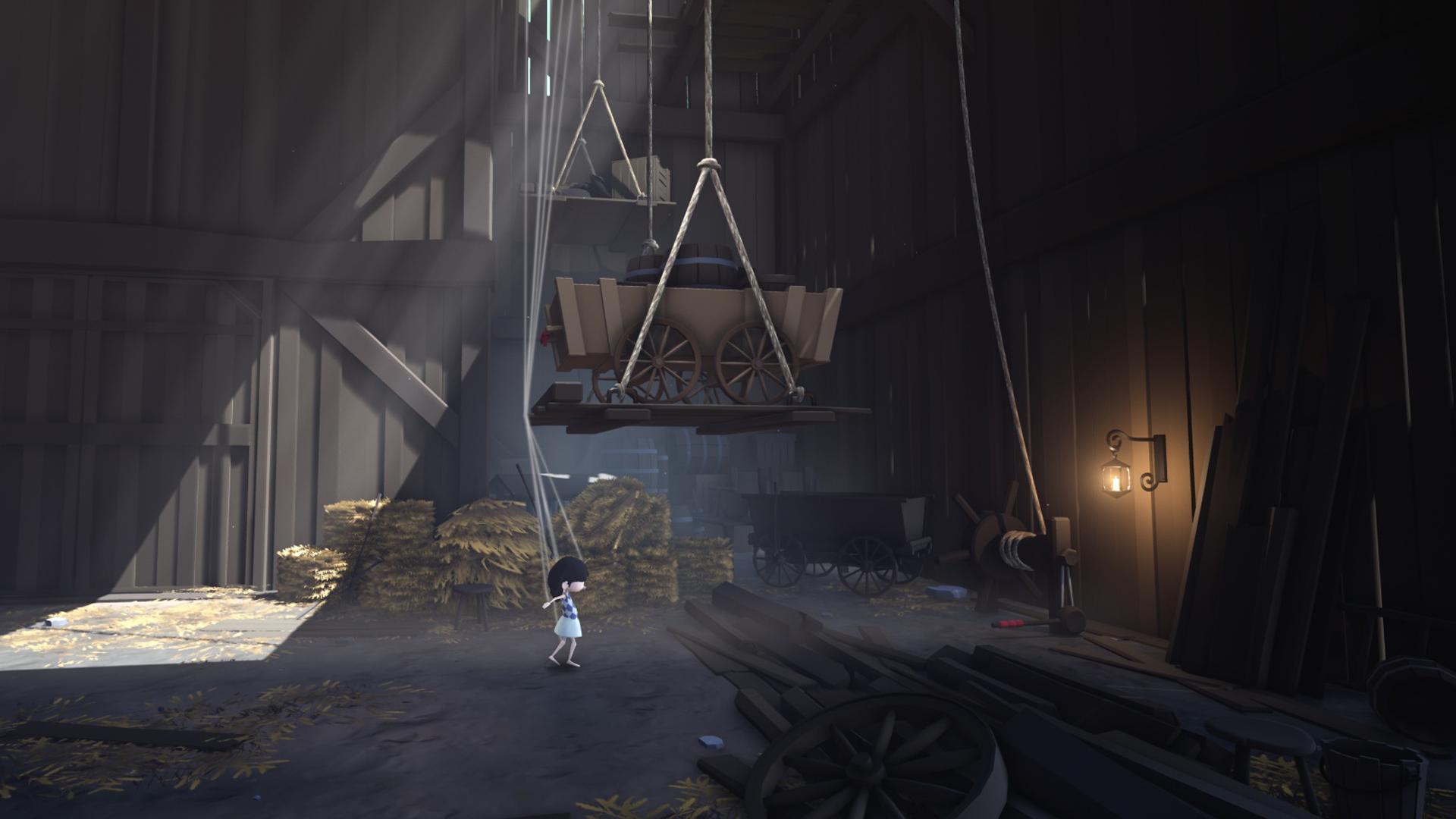 """Eine Szene aus dem Spiel """"A Juggler's Tale"""". Bild: kaleidoscube"""