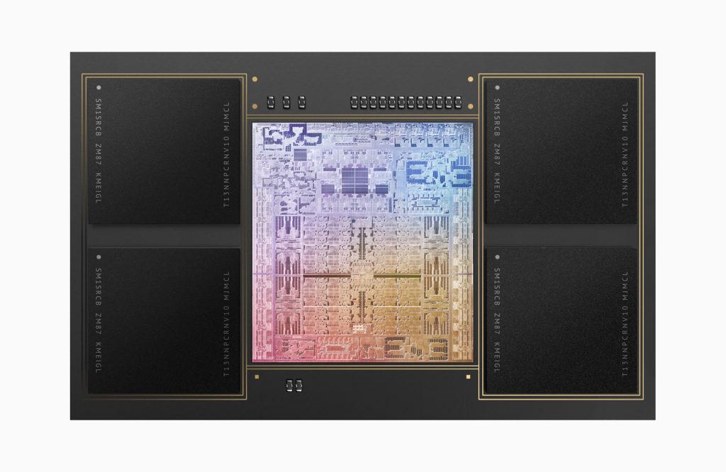 Apple hat neue Varianten seines M1-Prozessors vorgestellt; Rechte: WDR/Schieb