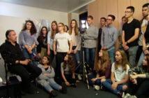 Schuklasse mt Kandidaten, Rechte: WDR