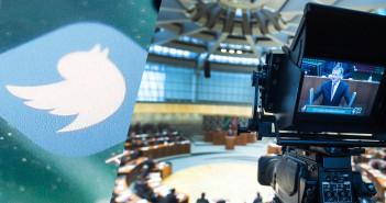 Landtag und Twittersymbolbild, Rechte: WDR/dpa