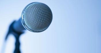 Mikrofon; Rechte: dpa