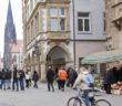 Fußgängerzone in Münster