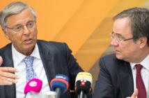 Innenpolitiker Bosbach wird Sicherheits-Experte für Laschet (Rechte: dpa)