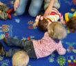 Kinder in der Kita; Rechte: dpa