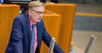 AfD-Fraktionschef Markus Wagner, Rechte: dpa/Vennenbernd