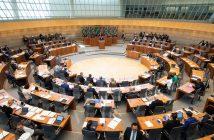 Sitzung des nordrhein-westfälischen Landtags (Foto: Foto: Federico Gambarini/dpa)