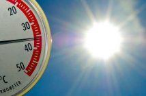 Hitze in der Stadt (Rechte: dpa)