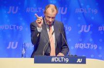 Friedrich Merz bei der Jungen Union (Foto:dpa)