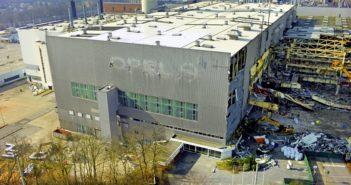 Abriss des stillgelegten Opel Werks in Bochum (Foto: imago)