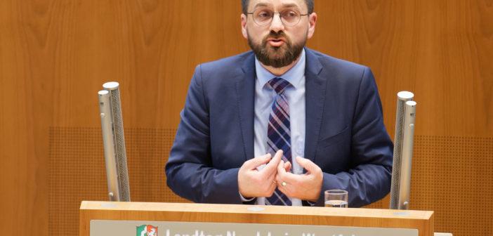 Thomas Kutschaty (Foto: dpa)