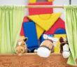 Puppenspiel in einer Kita (Foto: dpa)